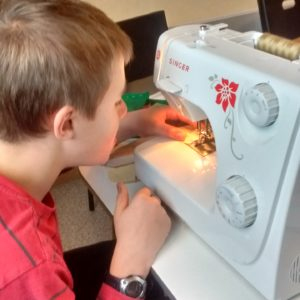 machine à coudre cours de couture enfant